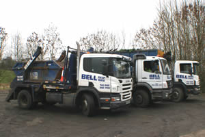 Bell Skip Hire - responsible waste management